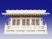 壁掛け三社宮 神棚