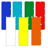 カラー無地のぼり旗