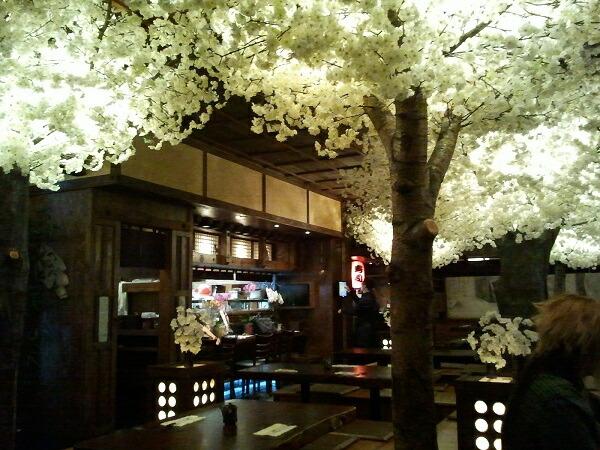 カナダ日本食レストラン
