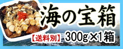 海の宝箱300g×1箱