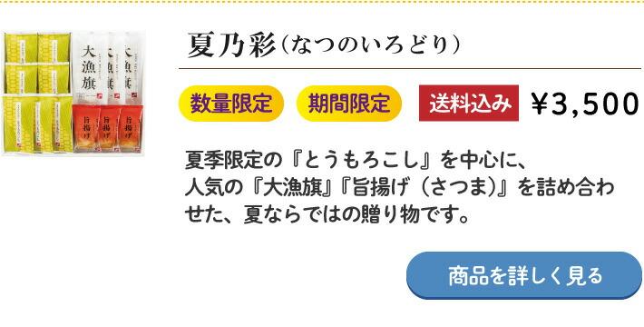 夏乃彩(なつのいろどり)