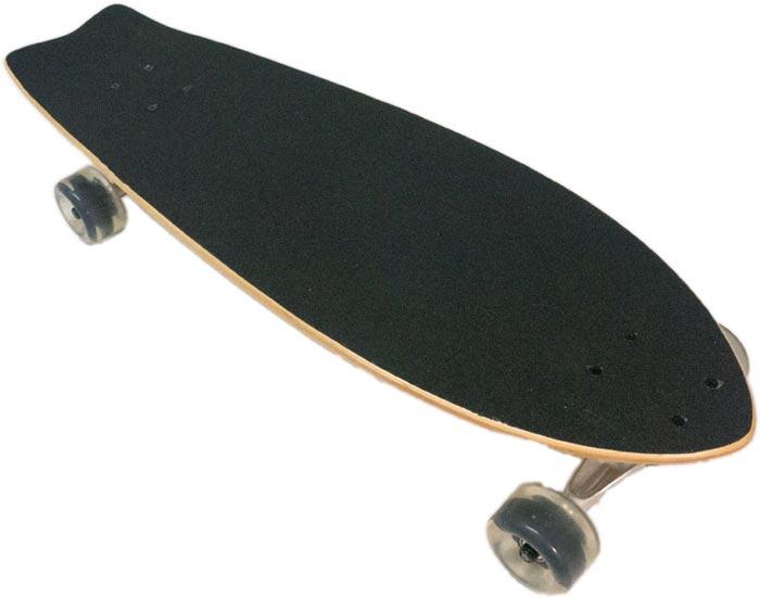 【送料無料】スケートボード コンプリート デッキ スケボー クルーザーキッズ ウィール ベアリング 31インチ サーフ