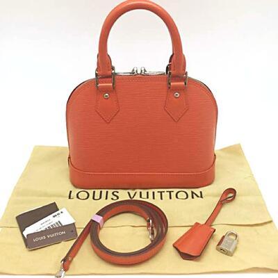 LOUIS  VUITTONの定番人気のバッグ