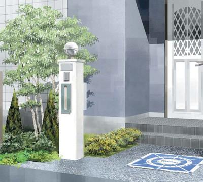 機能門柱メイン