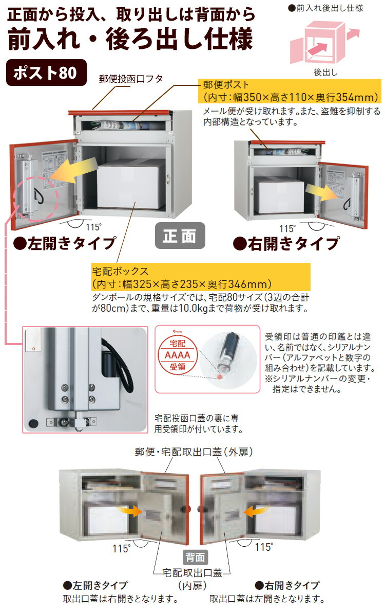 コルディアラック_ポスト詳細