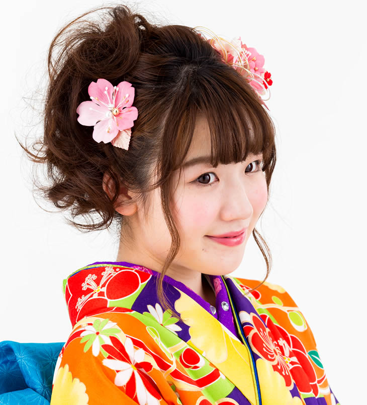 【花髪飾りセット】