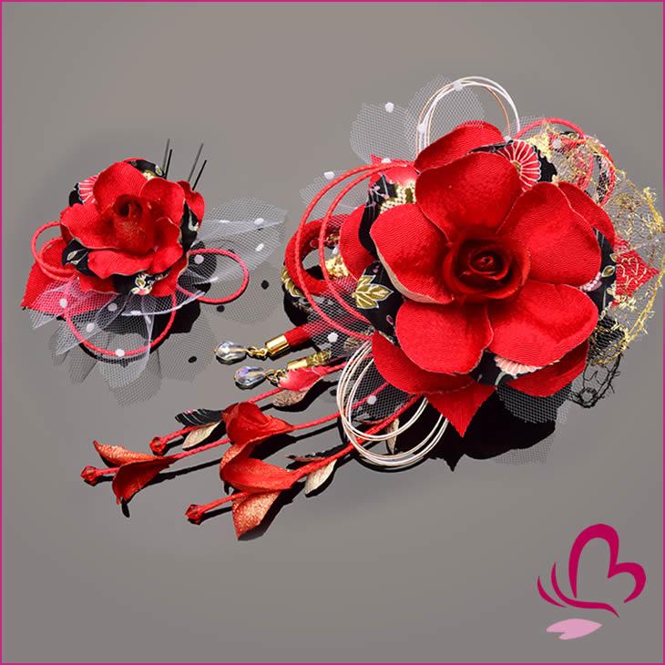 【花かんざしセット】1862Rはこちら