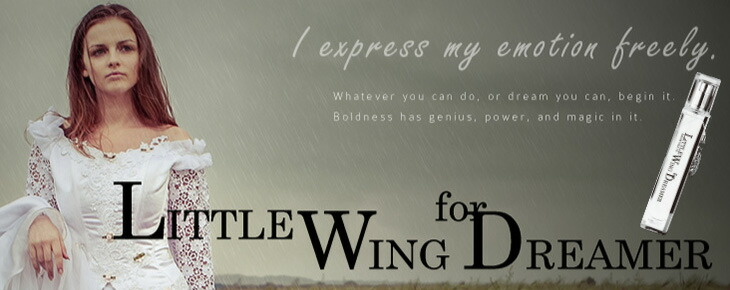 リトルウイング(オードトワレ=EAU DE TOILETTE)  LITTLE WING