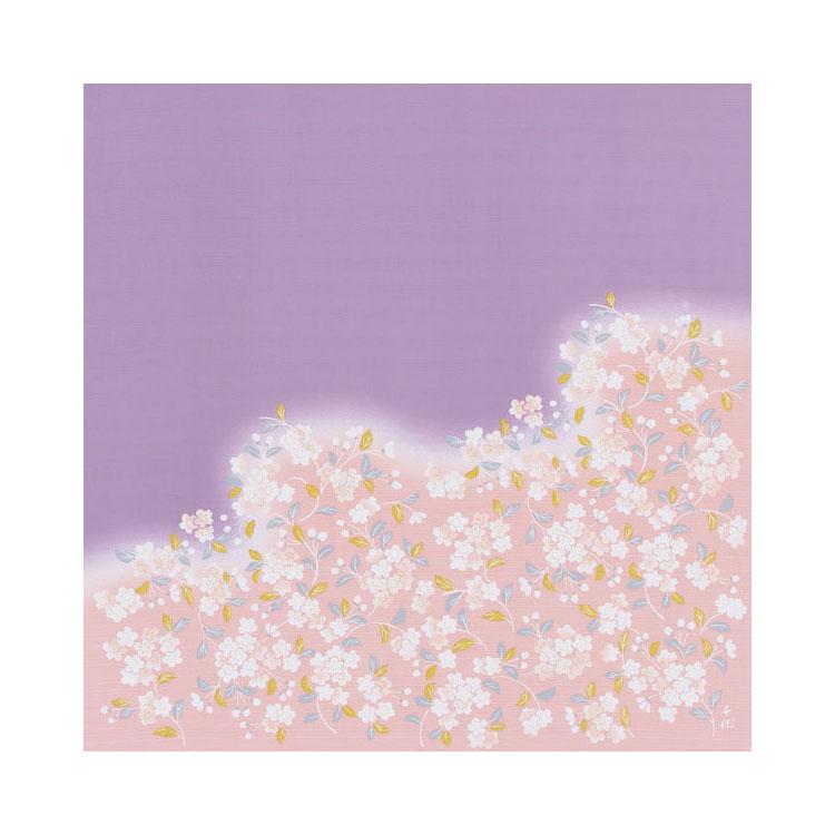 宇野千代の愛した桜の風呂敷