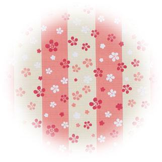 日本のかたち 梅花 50cm