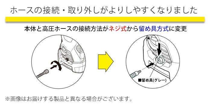 ケルヒャー高圧洗浄機 K2