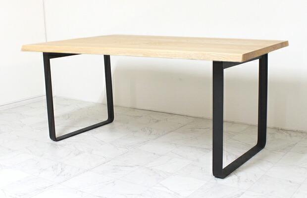 【楽天市場】 グローブ 耳付き ダイニングテーブル < タモ >|食卓テーブル|dining Room|kride