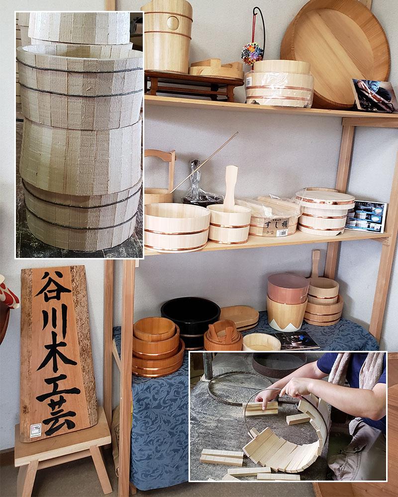 谷川木工芸