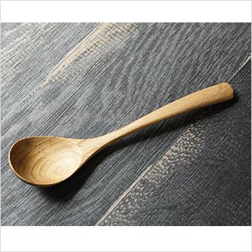 栗の木 スープスプーン 全2種 15,5cm 18cm