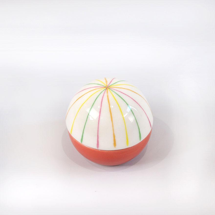 小鉢 手まり型珍味入 全2種