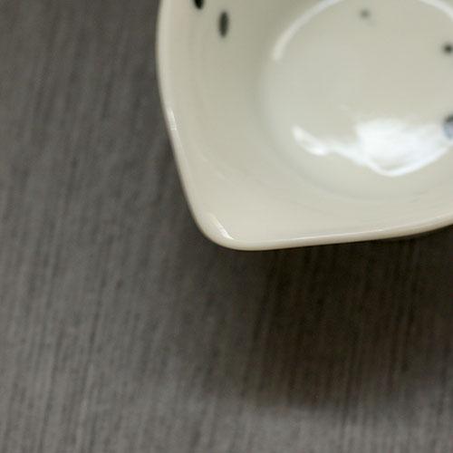 小鉢 フィット片口小付 染付白