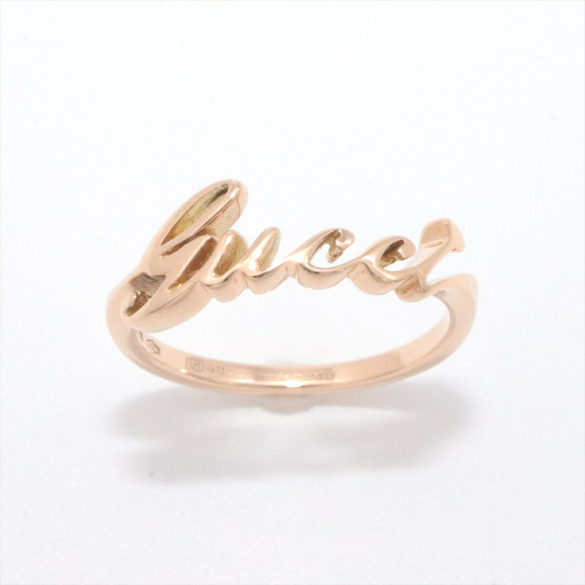 best website d97ee 0e9bc 新古品】グッチ/GUCCI レディース ジュエリー ピンキーリング ...