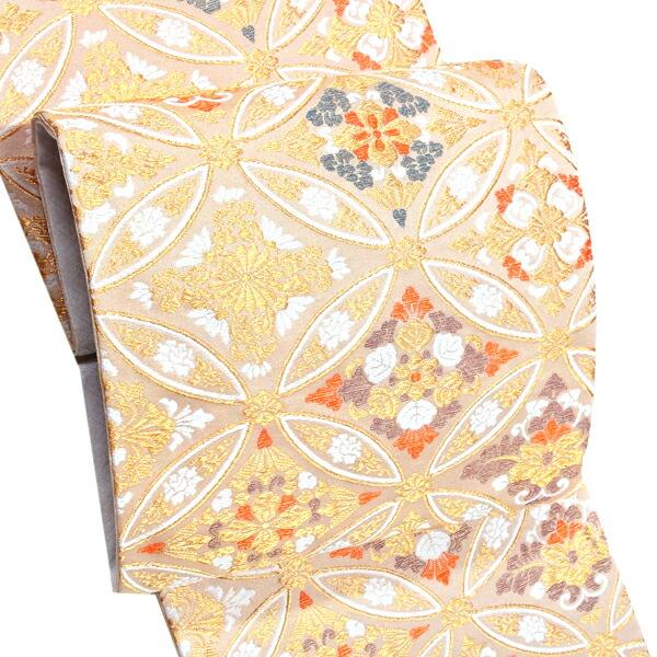 【華翔苑 藤本仁】仕立て上がり 西陣織 礼装用袋帯