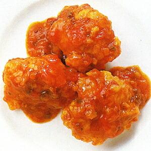 若鶏の煮込み(スパイシートマト)