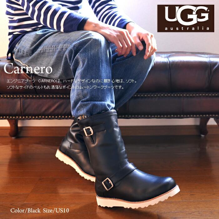 8003a2fdc74 Ugg Mens Carnero Boots Black - cheap watches mgc-gas.com