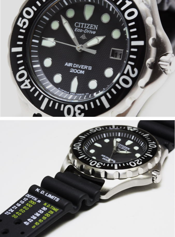 how to spot a fake citizen eco drive