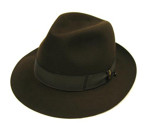 ビーバーフエルトソフト帽