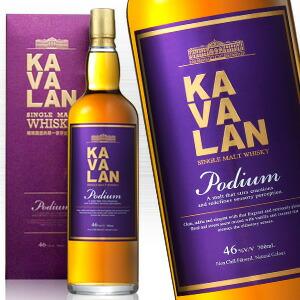 カバラン ポーディアム シングルモルトウイスキー