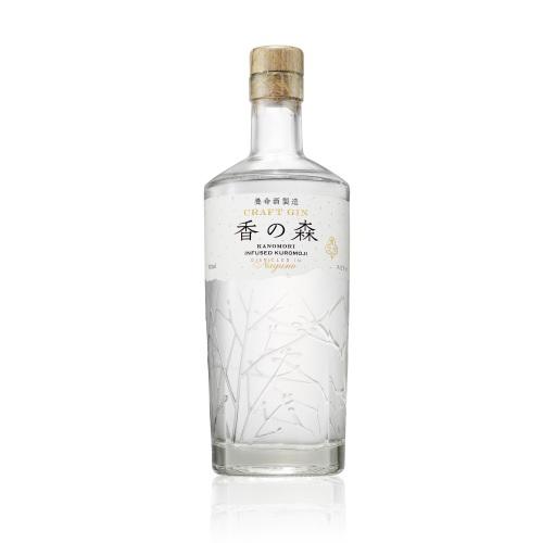 香の森 養命酒 クラフトジン
