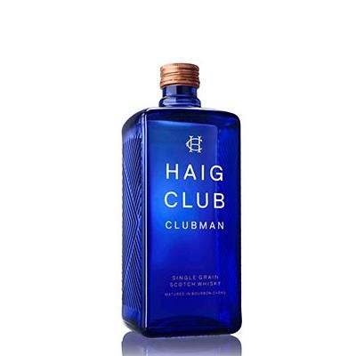ヘイグクラブ クラブマン シングルグレーンウイスキー