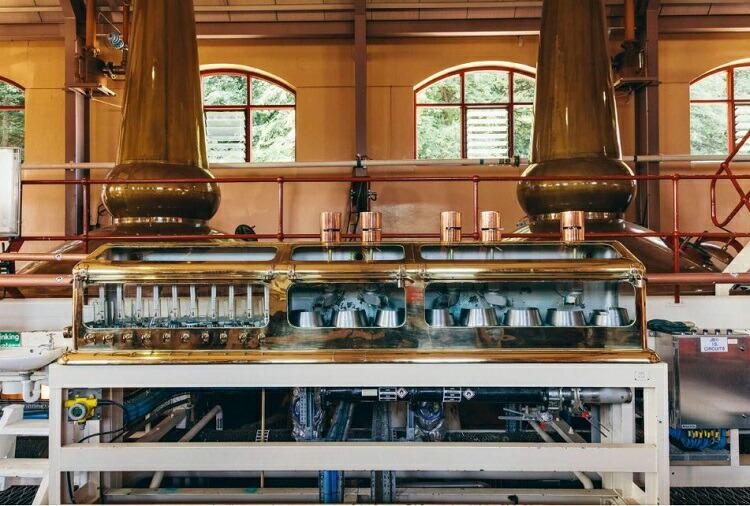 グレンロセス蒸溜所 Glenrothes distillery