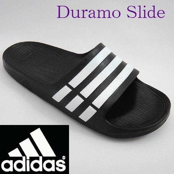 アディダス メンズシャワーサンダル デュラモSLD adidas duramo SLD