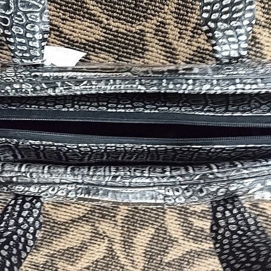 レディース クロコダイル ハンドバッグ tb30 本革 エキゾチックレザー