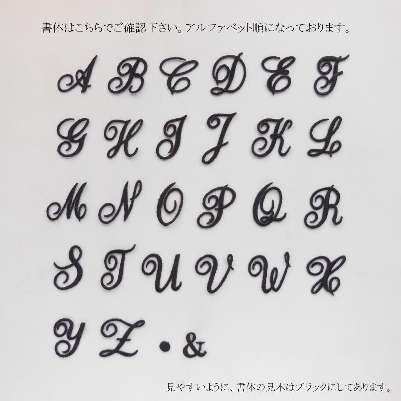 体 アルファベット 筆記