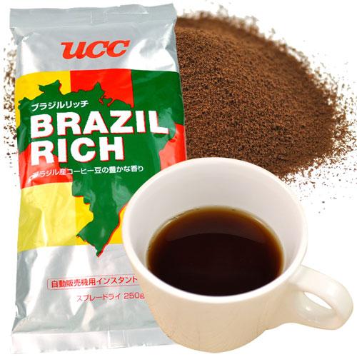 UCCコーヒー ブラジルリッチ250g1袋