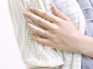 ペアリング,結婚指輪