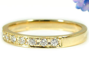 【工房直販】指輪ダイヤモンドスイート10