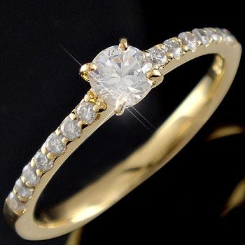 指輪:ダイヤモンド0.48ct:リング:ホワイトゴールドK18:婚約指輪:エンゲージリング:結婚指輪:大粒ダイヤモンド:SIクラス:鑑定書付:送料無料:特別価格:工房直販