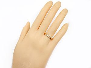 指輪,ハワイアンジュエリー,ピンクゴールドK18リング【送料無料】