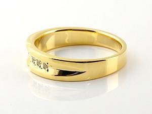 指輪,K18WG,ペアリング,マリッジリング