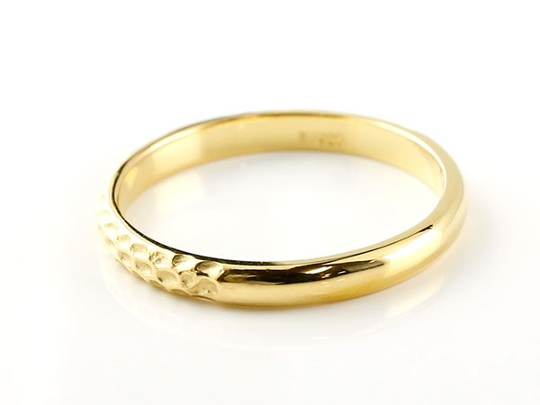 指輪,K18,ペアリング,マリッジリング