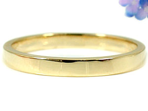【送料無料】ダイヤモンドK18結婚指輪