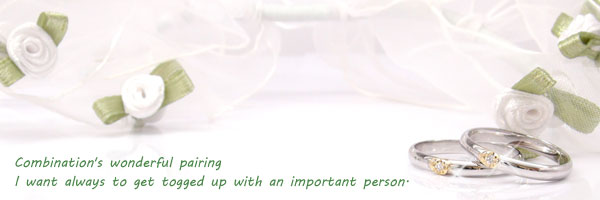 【送料無料・結婚指輪】ペアリングホワイトゴールドK18イエローゴールドk18ダイヤモンド☆2本セット☆指輪【工房直販】