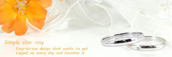 【送料無料・結婚指輪】ペアリングダイヤモンドダイヤモンドプラチナ900☆2本セット☆指輪【工房直販】