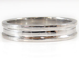 指輪,ホワイトゴールドK18