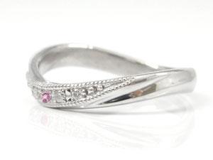 指輪,天然ダイヤモンド