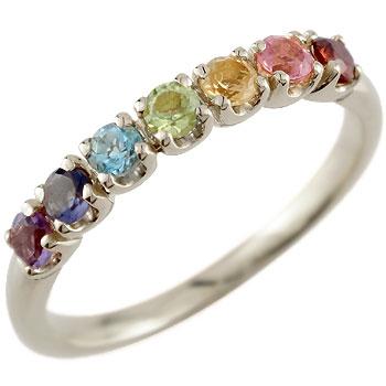 プラチナ アミュレットリング 指輪 ピンキーリング