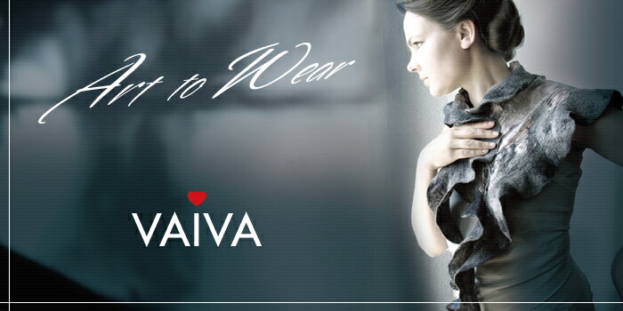 Art to Wear VAIVA[バイバ]