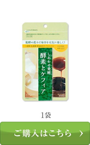しあわせ発酵~酵素とケフィア~ 1袋