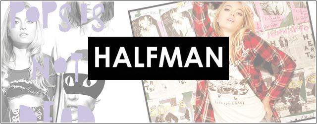halfman・ハーフマン