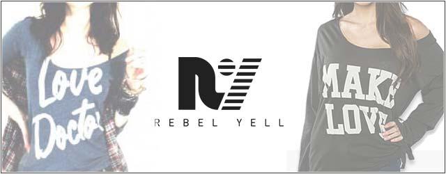 Rebel Yell・レベルイエル
